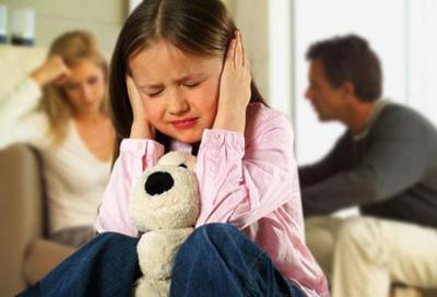 نصائح يجب على الزوجين المطلقين اتباعها من أجل أطفالهم