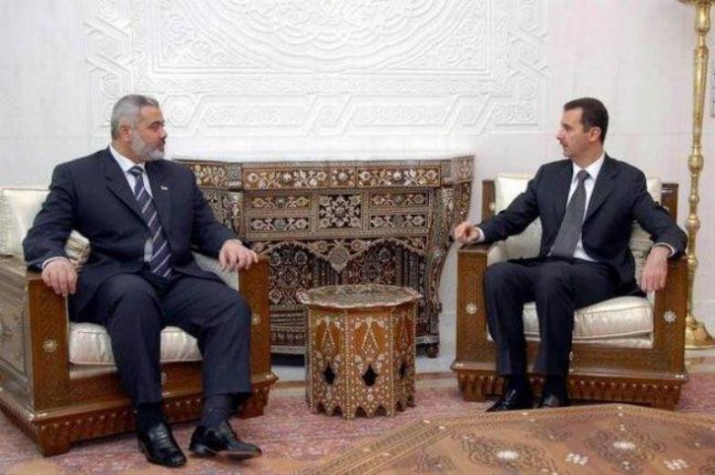هل تعود العلاقات السورية مع حركة حماس؟ صحيفة تجيب!