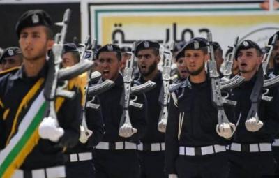 الداخلية بغزة تعلن انتهاء عقود التشغيل المؤقت لمنتسبي قوى الأمن