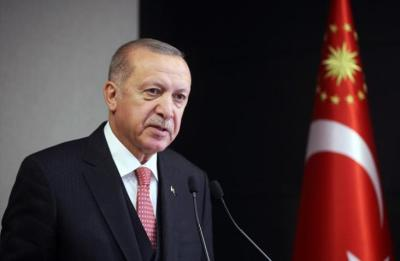 أردوغان: تركيا ستشيد مجمعا رئاسيا لجمهورية شمال قبرص