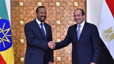 """السيسي: """"تعنت"""" أثيوبيا بشأن سد النهضة هو ما دفعنا للتوجه إلى مجلس الأمن"""