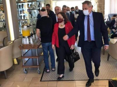 وزيرة الصحة: اتفاق على إزالة العقبات أمام تنقل مرضى غزة إلى الضفة بهذه الآلية