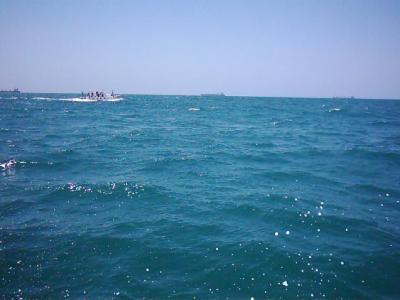 مصرع طفل ووالده غرقاً في بحر عكا