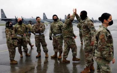 شاهد.. محلل عسكري يتنبأ بهزيمة كبرى للجيش الأمريكي