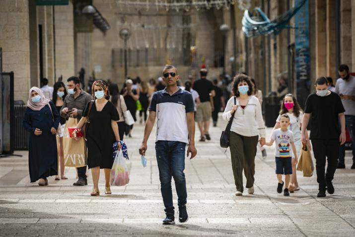 إسرائيل تسجل رقما قياسيا.. 11 ألف إصابة جديدة بفيروس (كورونا) خلال 24 ساعة