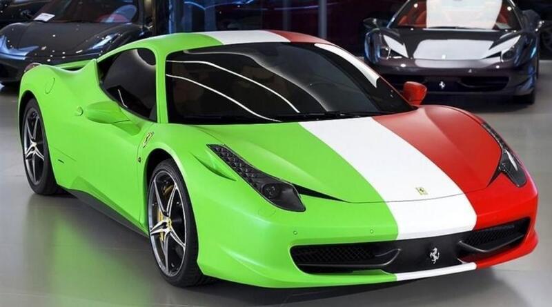 أفضل السيارات الإيطالية في التاريخ