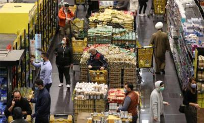 لبنان ينزلق إلى تضخم مفرط وأسعار السلع الاستهلاكية في ارتفاع