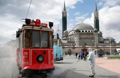 """تركيا: سلالة """"دلتا"""" مسؤولة عن 90% من الإصابات الحالية بـ (كورونا)"""