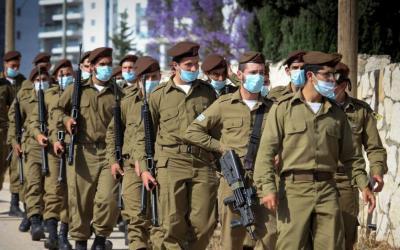 ارتفاع في أعداد المصابين بكورونا داخل الجيش الإسرائيلي