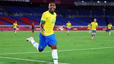 البرازيل تتوج بذهبية كرة القدم في أولمبياد طوكيو على حساب إسبانيا