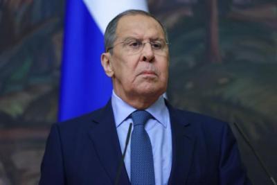 لافروف: روسيا لا تفرض أي شروط على طالبان لكنها تراقب كيف ستنفذ وعودها