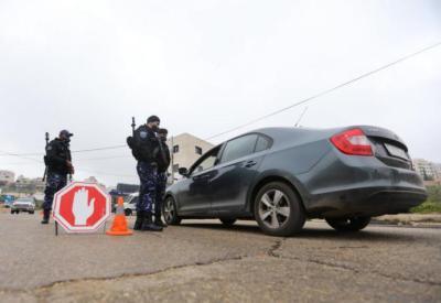 شرطة المرور تكشف محاولة تضليل في هوية سائق تسبب بحادث سير شمال غزة