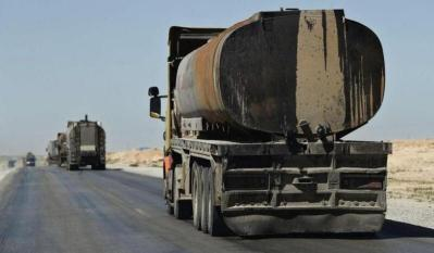 هل العراق مشارك في نقل النفط الإيراني الى لبنان؟