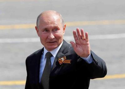 أول تعليق من بوتين على الهجوم المسلح في جامعة بيرم وسط روسيا