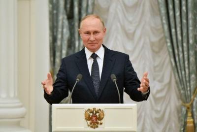 بوتين: انسحاب قوات التحالف الغربي من أفغانستان كان خطوة متسرعة