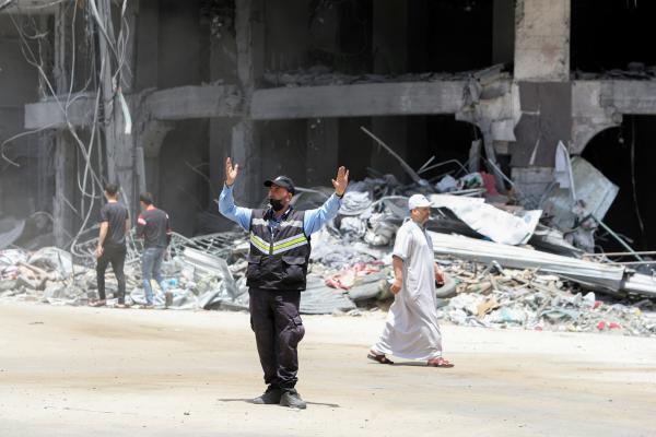(العربي الجديد) تكشف عن فحوى رسالة بعثتها القاهرة لحماس بشأن إعادة إعمار غزة
