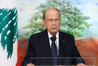 """عون أمام الجمعية العامة للأمم المتحدة: """"دور المجتمع الدولي أن يقف إلى جانب لبنان"""""""