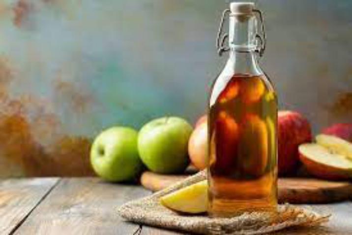 خل التفاح للعناية بالبشرة