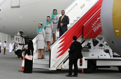 شركة الطيران البحرينية تبدأ تسيير رحلاتها الى إسرائيل الشهر المقبل