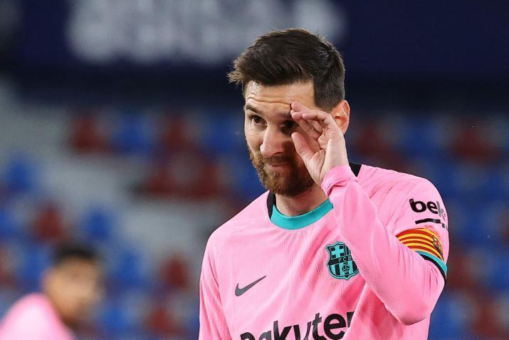 هل سيلحق ميسي بمباراة الأرجنتين والبرازيل؟