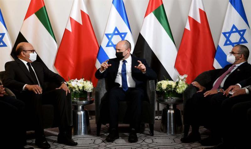 بينيت: مصر والأردن سعيدان بالتطبيع ويدعمان اتفاقيات أبراهام