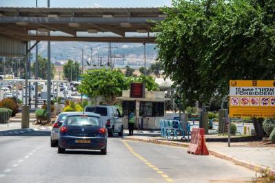 مصادر عبرية: الجيش الإسرائيلي يقرر فتح معبر الجلمة في جنين