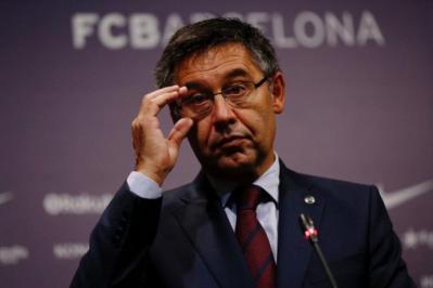 """بارتوميو: لم أكن لأسمح بمغادرة ميسي لـ """"برشلونة"""""""