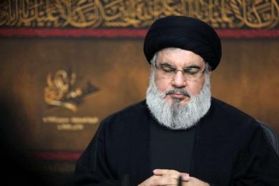 حسن نصر الله يلتقي وزير الخارجية الإيراني