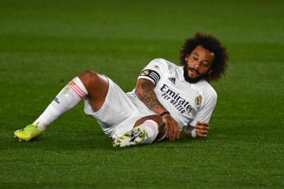 مارسيلو يبلغ ريال مدريد بقراره