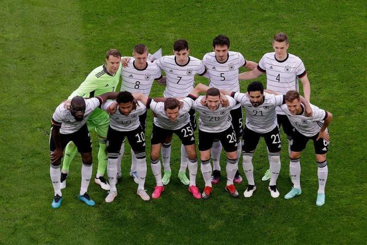 منتخب ألمانيا أول الصاعدين لمونديال 2022 قطر على حساب رومانيا