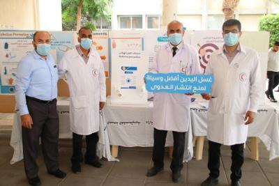 صحة غزة: 3 حالات وفاة و519 إصابة جديدة بفيروس (كورونا) و430 حالة تعافٍ