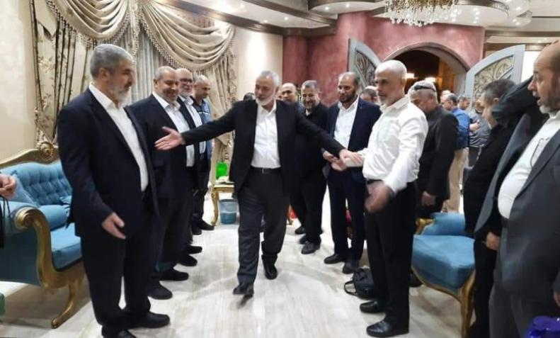 حماس: سيلتمس مواطنو غزة خلال أيام على أرض الواقع نتائج زيارتنا لمصر