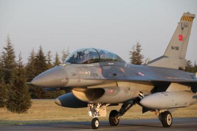 """واشنطن تسترضي أنقرة بعرض الـ""""إف- 16"""".. والرئيس التركي يعلق"""