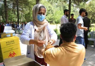 باكستان ترسل مساعدات إنسانية إلى أفغانستان