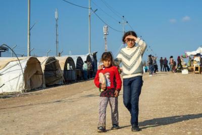 71 مليون يورو مساعدات المانية إنسانية للاجئين السوريين