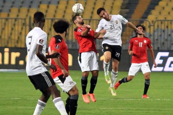 شاهد.. مصر تجدد انتصارها على ليبيا وتضع قدما بالدور الحاسم للمونديال