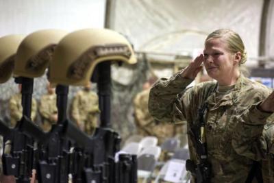 """واشنطن تقترح لجنة لدراسة جوانب الحرب في أفغانستان حتى لا """"تكرر الأخطاء"""""""