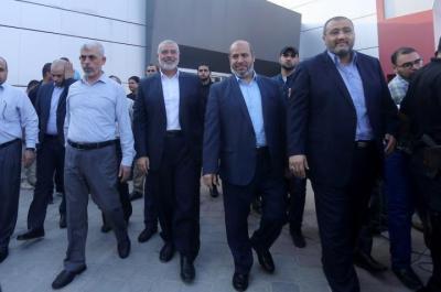 مصادر إعلامية: تقدم في محادثات القاهرة وهذه رؤية حماس بشأن صفقة تبادل الأسرى وتثبيت التهدئة