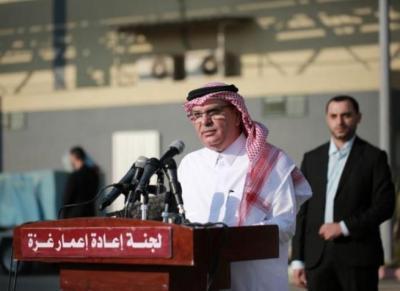 السفير القطري محمد العمادي يصل قطاع غزة بداية الأسبوع المقبل