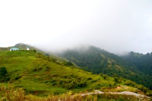 trekking and hiking in the Himalayan mountains