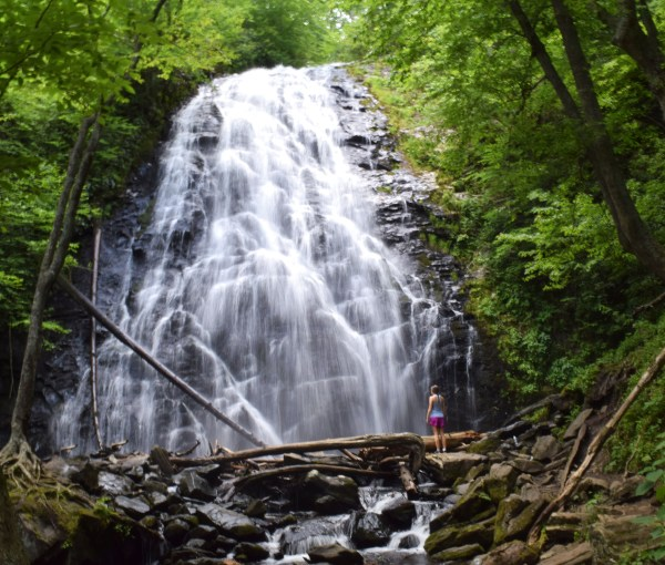 7 Best North Carolina Waterfalls