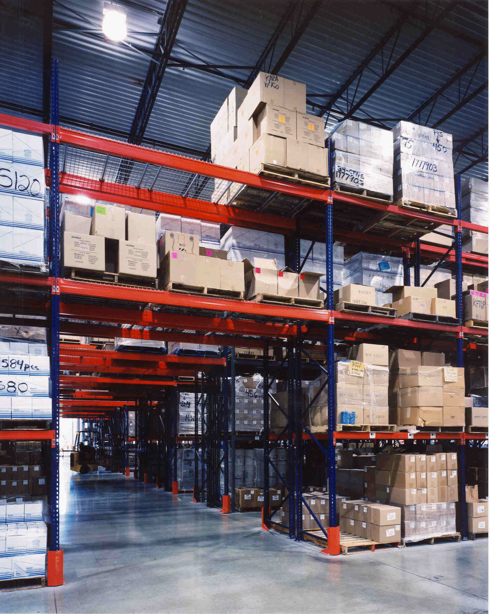Distributor Of Quality Used Warehouse Storage Racks And