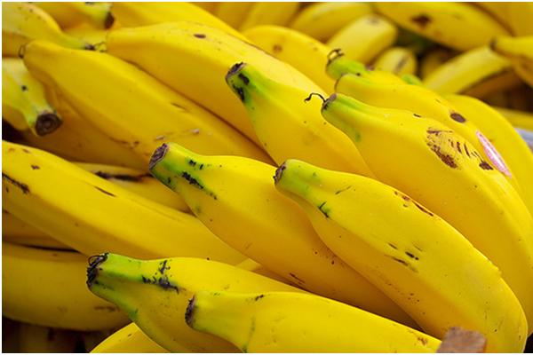 Bananas - A must entry on frugal vegan food items