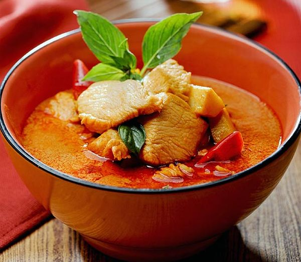 Fiery Thai Red Curry