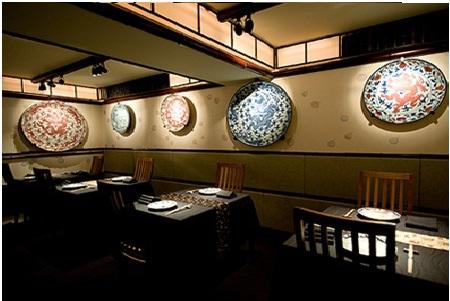 Nihonryori Ryugin Restaurant, Roppongi, Tokyo, Japan