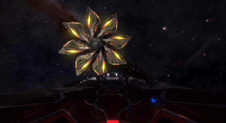Elite Dangerous Vaisseau Thargoid