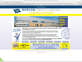 bowler group website designed by alwaysinspired