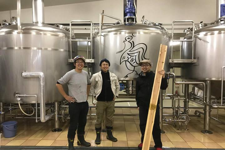 Far Yeast BrewingとSuginami Brewery