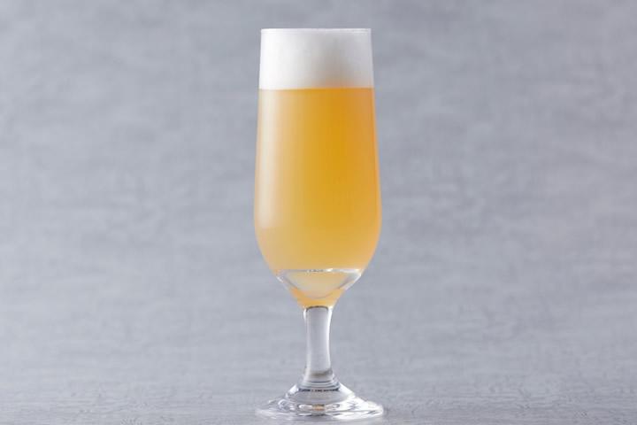 ジンジャー梅酒ビール