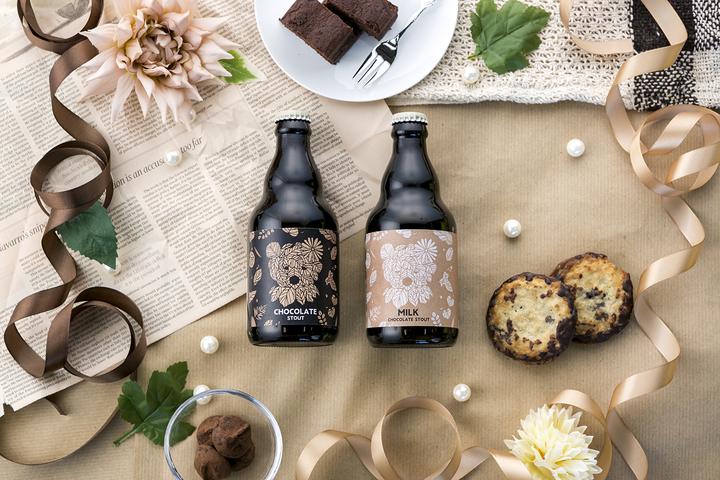 バレンタインに向け、カカオ風味もUPしたベアレンのチョコビールが1月17日発売